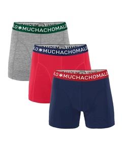 Muchachomalo 3-Pack Solid Mehrfarben