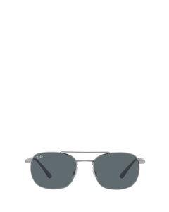 Rb3670 Gunmetal Solglasögon
