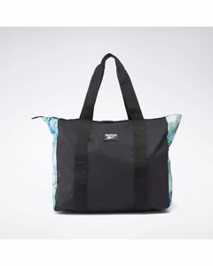 Tech Style Graphic Tote Bag