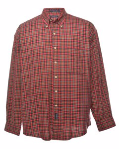 1990s Gant Checked Shirt