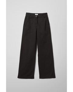 Delilah Trousers Black