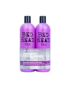 Tigi Bed Head Dumb Blonde Tweens 2x750ml
