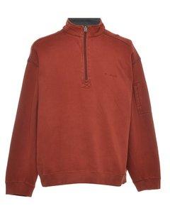 2000s Columbia Plain Sweatshirt