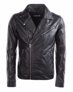 Leather Jacket Milan