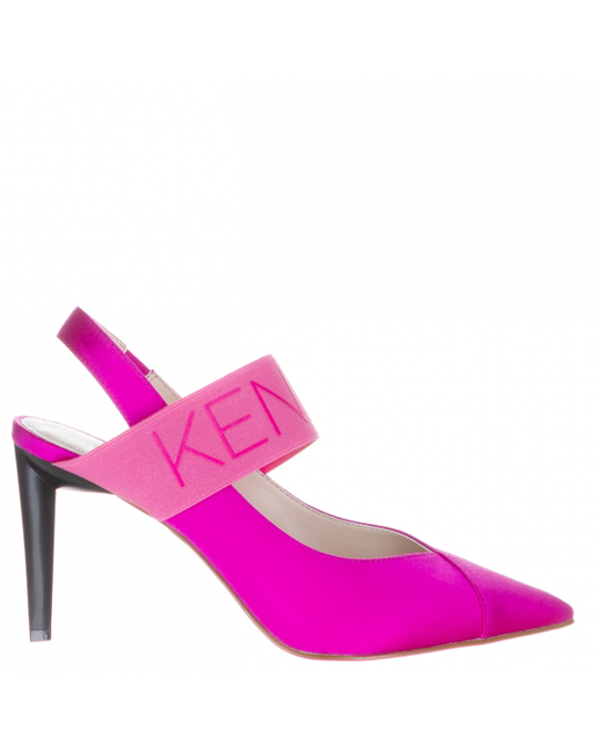 Kendall+Kylie Zian Neon Pink