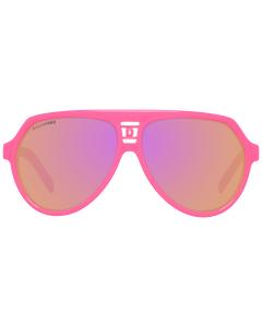Dsquared2 Mint Unisex Pink Sunglasses Dq0093 6075z 60-11-142 Mm