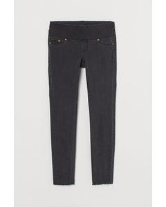 Mama Super Skinny Jeans Svart