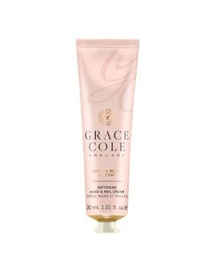 Grace Cole Vanilla Blush & Peony Hand & Nail Cream 30ml
