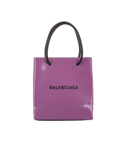 Balenciaga North South Shopping Handbag Pink