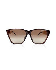 Christian Dior Vintage Brown Sunglasses 2565 63/13 135 Mm Rihanna