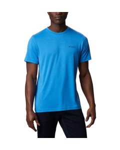 Maxtrail™ Ss Logo Tee Azure Blue