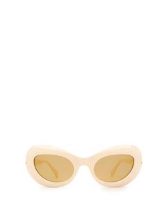 GG0990S white Sonnenbrillen