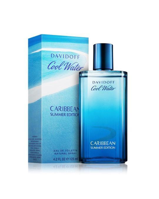 Davidoff Davidoff Cool Water Caribbean Summer Edition Edt 125ml