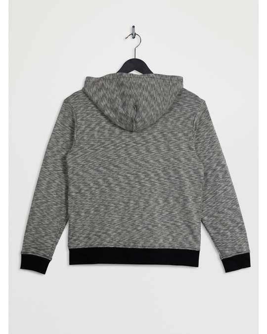 H&M Hooded jacket Grey marl