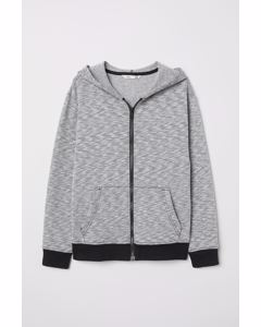Tp Keith Fancy Hood Grey