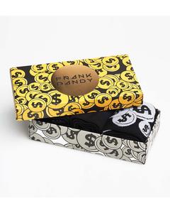 3.p Bamboo 80 Sock Box