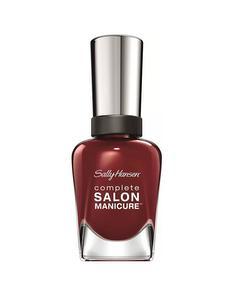 Sally Hansen Complete Salon Manicure 14.7ml - 610 Red Zin