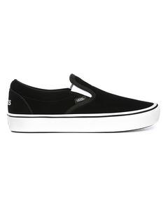 Ua Comfycush Slip-on Mb (sixty Sixers) Black/true White