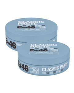 2-pack E+46 Classic Paste 100ml