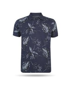 Pierre Cardin Hawaii Polo Blau