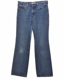 Tommy Hilfiger Straight Fit Jeans