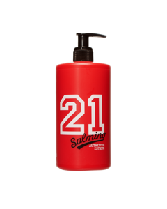 21 Red Hair & Body Shower