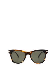 Ft0833 Havana Solglasögon
