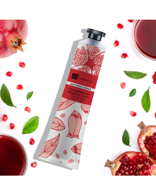 Dr Botanicals Pomegranate Noir Indulgence Cream Clear