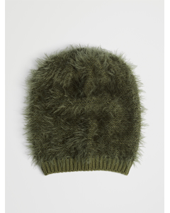 Knitted Hat Fluffie Army