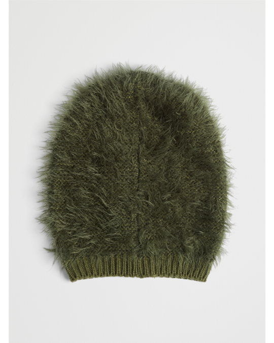 Kiddo Knitted Hat Fluffie Army