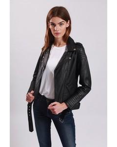 Leather Jacket Bojana