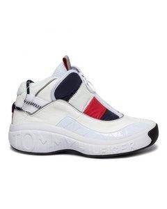 Heritage Padded Sneakers Vit