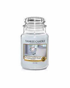 Yankee Candle Classic Large A Calm & Quiet Place 623g