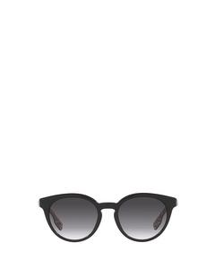 Be4326 Black Solglasögon