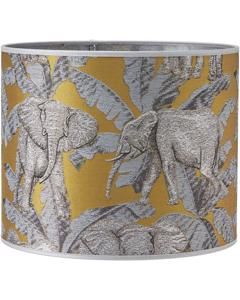Sara Mönstrad Elefant Zama 30cm