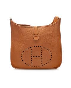 Hermes Evelyne Gm Orange