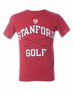 1990s Champion Stanford Golf Sports T-shirt
