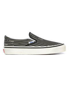 Ua Classic Slip-on 98 Dx F (anaheim Factory) Og Stripes/og Black